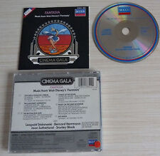CD WALT DISNEY BOF FANTASIA 11 TITRES 1989