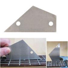 Stainless Steel Fret Rocker Tool Guitar SuppliesFor Guitar Electric Bass