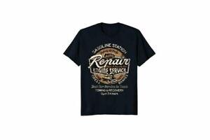 REPAIR SEVICE - T-Shirt KFZ Mechaniker Mechatroniker Auto Werkstatt Reperatur