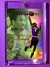 Kobe Bryant MINT SP AUTHENTIC UPPER DECK 2001 PREMIER POWERS INSERT #P3 - Hot!