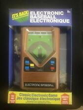 Electronic Baseball Game Classic1970's Portable Handheld