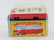 MATCHBOX Regular Wheels 68 Mercedes Coach VVNM in E4 box