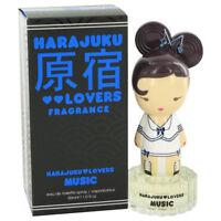 Gwen Stefani Harajuku Lovers Music Perfume 1 oz EDT Spray for Women