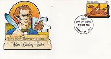 APF053) Cover Australia 1998, 150th Anniversary of the birth of Adam Lindsay Gor