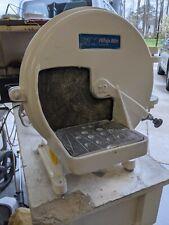 Whip Mix 10 Inch Model Trimmer Used Dental Lab Equipment, Dental