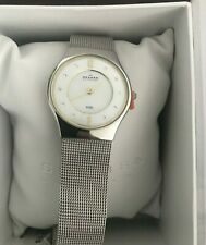 Skagen Women's 233XSSSG Grenen Stainless Steel Mesh Watch