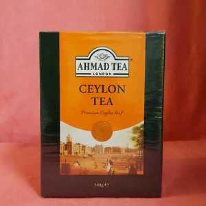 500 g Schwarztee lose Ceylon AHMAD TEA LONDON Schwarzer Tee Qualität Nr. 1