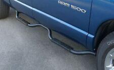 Step Nerf Bar-Slimline 2 in. Round Side Bar Cab Length Rampage 26972