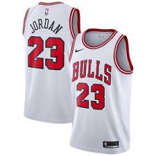 3a5bf08f0c6 Brand New Nike NBA Chicago Bulls Association Michael Jordan  23 Swingman  Jersey