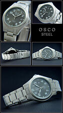 Osco elegante-klassich Unisex Watch Action OFFER Clearly Good to Read