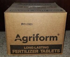 Agriform 20-10-5 Fertilizer Tablets 5g