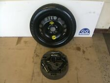 2006 SAAB 93 9-3 DTH SPORT SPACE SAVER SPARE WHEEL AND JACK KIT T125/85R16 TYRE