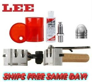 Lee 2 Cav Mold 456 Dia 22 Gr Round Nose Bullet& Sizing and Lube Kit! 90384+90056
