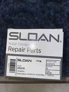 Sloan Optima Plus sensor assembly / electronic valve ebv129au ebv129a-u