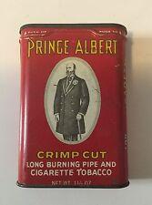 Prince Albert Crimp Cut Tobacco Tin Vintage
