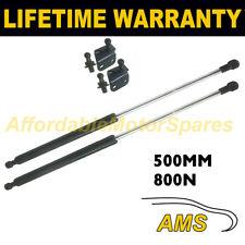 2x Universal Amortiguadores de Gas Springs Kit Coche o Conversión 500MM 50CM