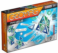 Geomag Panels (68 Pieces) UK POST FREE