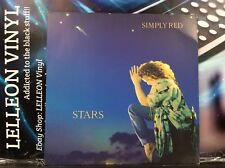 Simply Red Stars LP Album Vinyl Record 9031-75284 1A/1B Pop 90's Mick Hucknull
