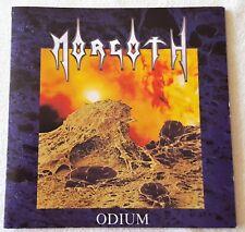 Morgoth - Odium - CD - 1993 - First Press - Century Media - Death Obituary