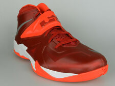 NIKE LEBRON ZOOM SOLDIER VII TB SZ 18 NEW Mens Red Basketball Shoes 599263 600