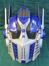 2006 Hasbro Transformer Optimus Prime Voice Changing Helmet Costume