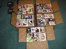 Priority Mail Box Mail Full of Baseball Cards 1980's to 2014.  3200+ Cards