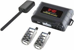 Crimestopper Car Alarm with Remote Start