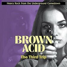 Various Artists - Brown Acid: Third Trip / Various [New CD]