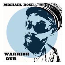 Reggae / Michael Rose / Warrior Dub / CD520 / Roots CD Album / New / Sealed