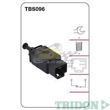 TRIDON STOP LIGHT SWITCH FOR Holden Viva 10/05-05/09 1.8L(X18XE, F18DE)TBS096