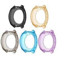 Silicone Protective Frame Shell Case Cover for Samsung Gear Sport Smart Watch