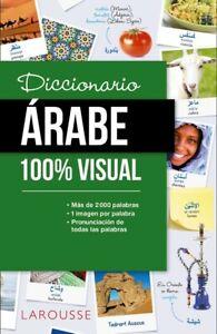 DICCIONARIO ÁRABE 100% VISUAL. NUEVO. Envío URGENTE (IMOSVER)