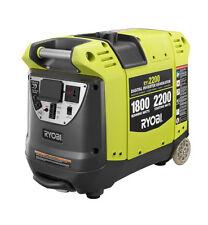 Ryobi Ryi2200 2200 Watt Portable Gas Digital Inverter Generator NIB!