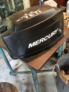 Mercury Top Cowl, 25hp