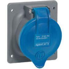 socle prise tableau plastique hypra ip44 32a-200v 2p-t- 52718 legrand