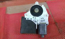 AUDI A3 5 DOOR N/s Passenger side rear electric window motor 03/ 06