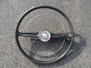 1951 Mercury Steering Wheel