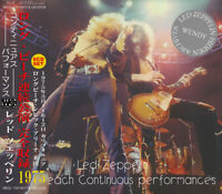 LED ZEPPELIN / LONG BEACH CONTINUOUS PERFORMANCES 6CD Mar 11,12, 1975 / MIKE