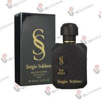 SERGIO SOLDANO UOMO NERO FOR MEN EDT 100 ML