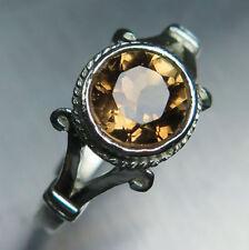 Anelli di lusso con gemme topazio Misura anello 7