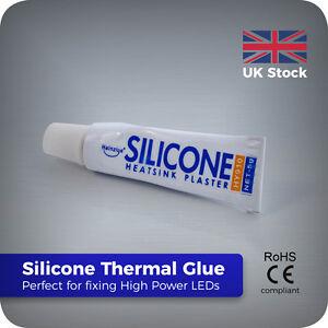 Halnziye HY910 5g Silicone Thermal Glue Adhesive - LED  GPU VGA RAM VR Heatsink