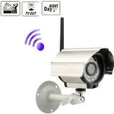 Wireless Digital IR-Cut Night Vision Outdoor for 2.4GHZ Home System Video Camera