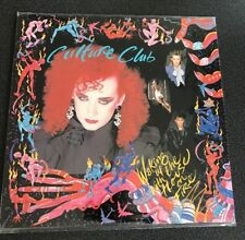 Culture Club - Waking Up With The House On Fire (1984) - Vinyle LP 33 Tours