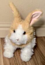 Hasbro ~ FurReal Friends ~ Hop n Cuddle Bunnies ~ Interactive Bunny Rabbit