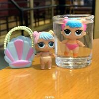 LOL Surprise LiL Sisters L.O.L. Bon bon & Bag cosplay club SERIES 2 doll Gift