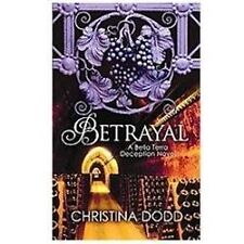 Betrayal (Center Point Platinum Romance (Large Print))