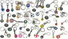100 ASSORTED SHOPPING TROLLEY COIN TOKEN KEYRINGS,gym,swimming locker,healthclub