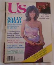 Magazine- US, Sally Field, Audrey Landers, March 31 1981