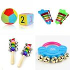 BABY Rattle Newborn Plastic Hand Bell Early Intelligence Develop NEW Toy 1 pcs