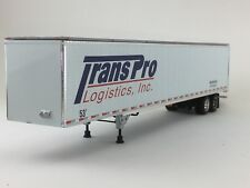 1/64 DCP TRANS PRO 53' UTILITY 3000D-X DRY VAN TRAILER